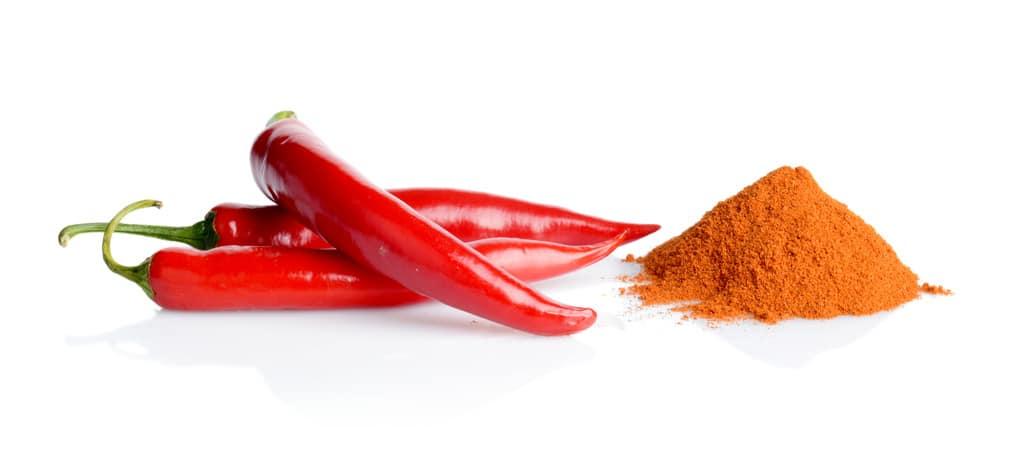 Chili ist auch eine Paprika
