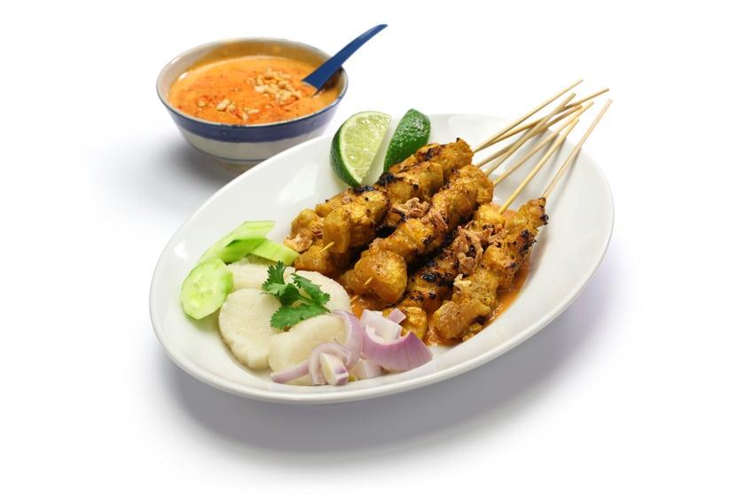 Satay Gai